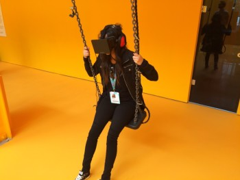 bav virtual reality swing